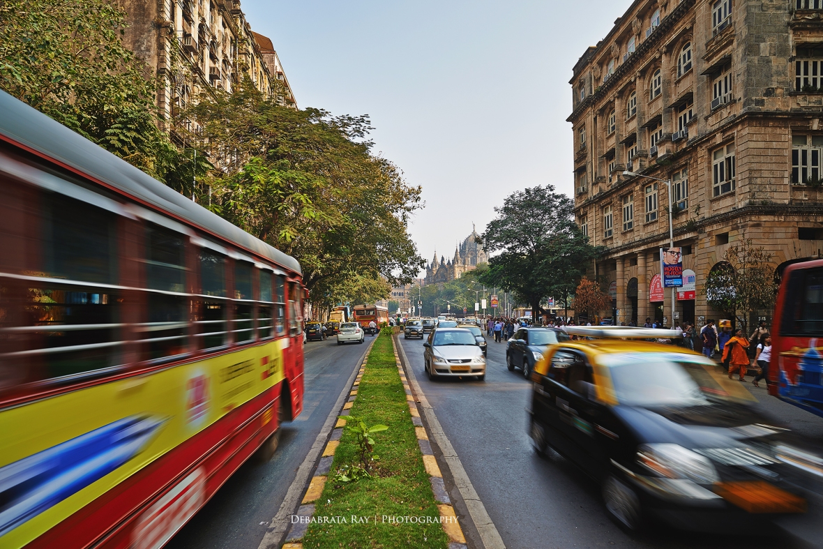 MUMBAI - THE SPIRIT OF MOVING ON